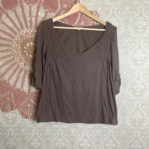 Anthropologie || ETT twa Top